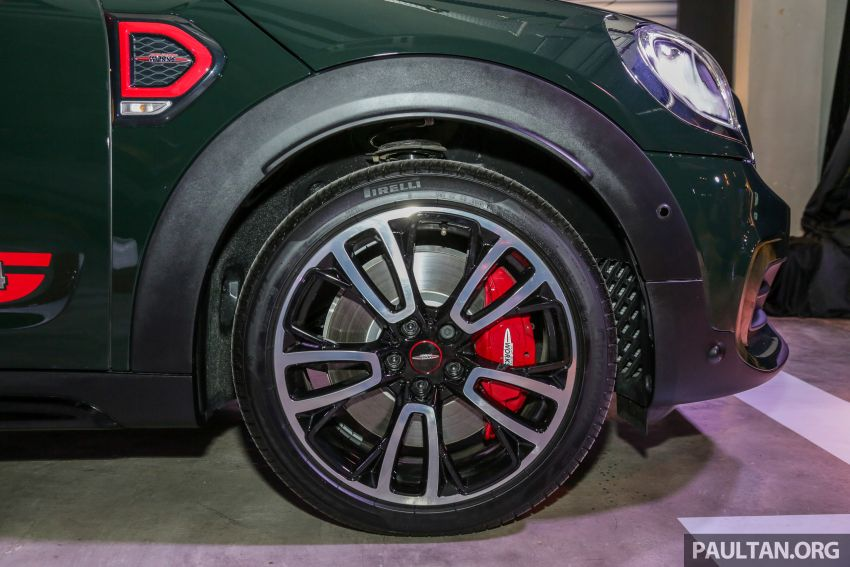 MINI John Cooper Works Clubman and Countryman launched in Malaysia – 306 PS; RM359k and RM379k Image #1043207