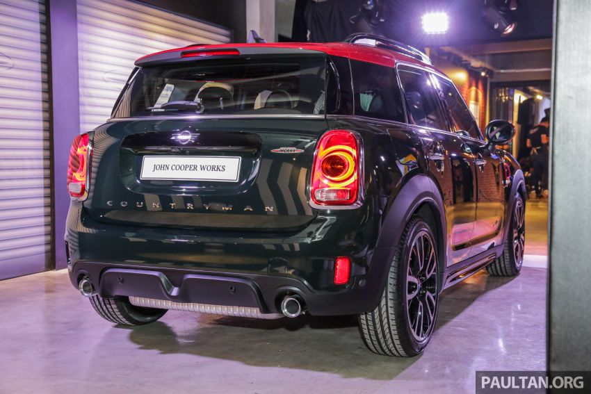 MINI John Cooper Works Clubman and Countryman launched in Malaysia – 306 PS; RM359k and RM379k Image #1043198