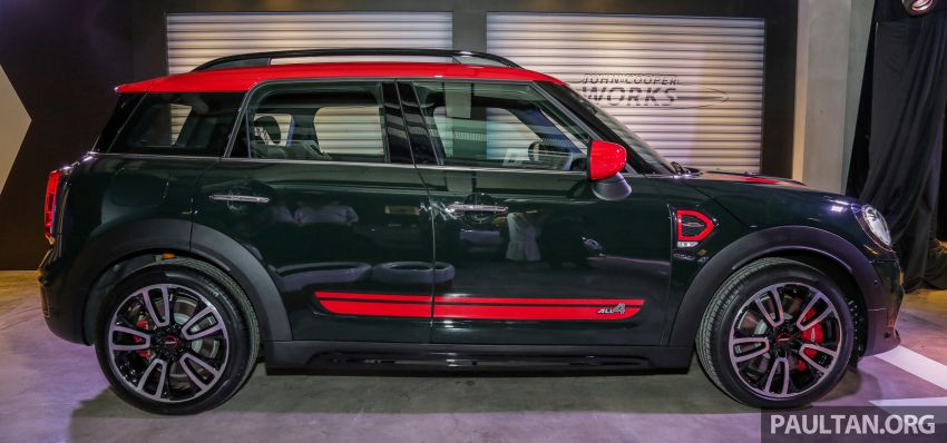 MINI John Cooper Works Clubman and Countryman launched in Malaysia – 306 PS; RM359k and RM379k Image #1043199