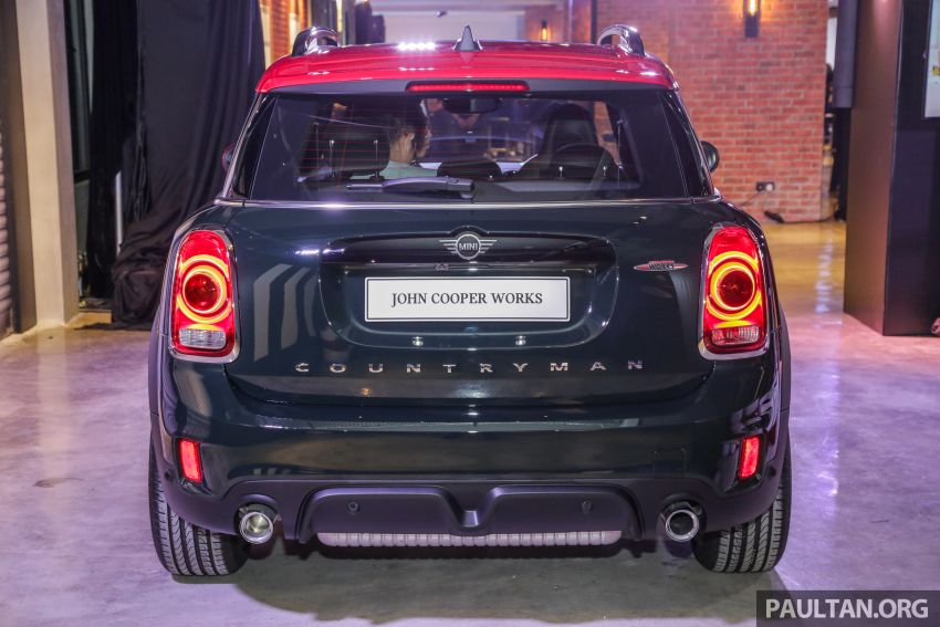 MINI John Cooper Works Clubman and Countryman launched in Malaysia – 306 PS; RM359k and RM379k Image #1043201