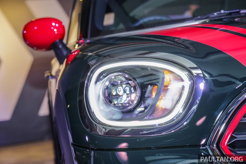 MINI John Cooper Works Clubman and Countryman launched in Malaysia – 306 PS; RM359k and RM379k Image #1043203