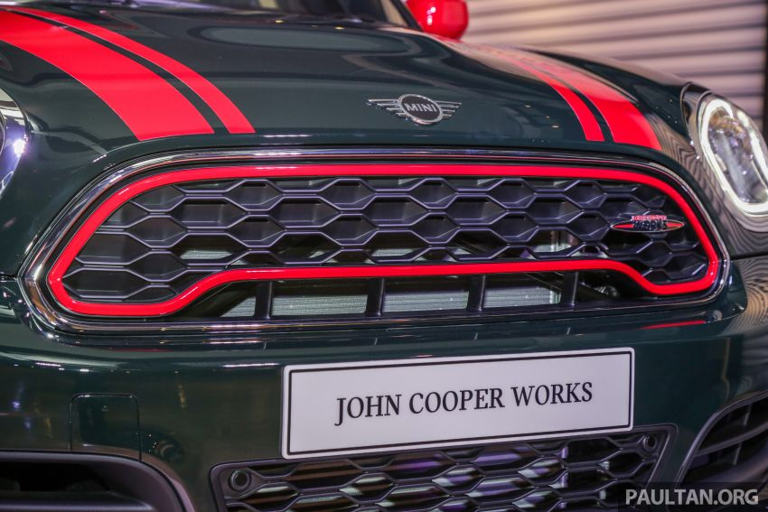 MINI John Cooper Works Clubman and Countryman launched in Malaysia – 306 PS; RM359k and RM379k Image #1043205