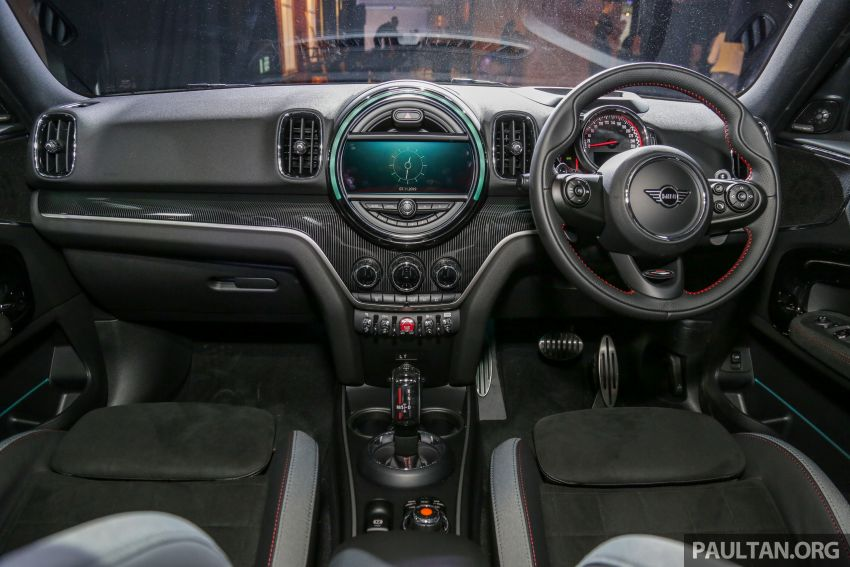 MINI John Cooper Works Clubman and Countryman launched in Malaysia – 306 PS; RM359k and RM379k Image #1043224