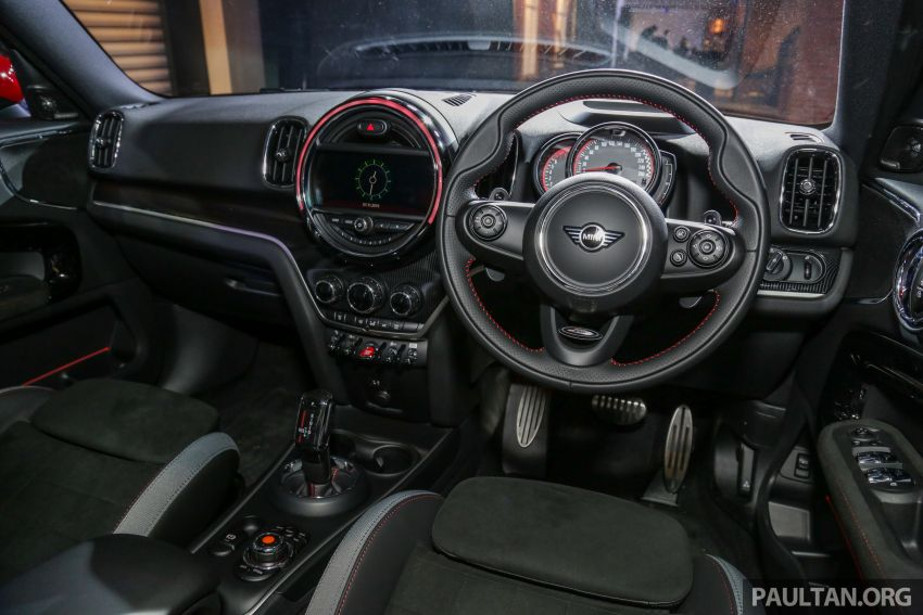 MINI John Cooper Works Clubman and Countryman launched in Malaysia – 306 PS; RM359k and RM379k Image #1043239