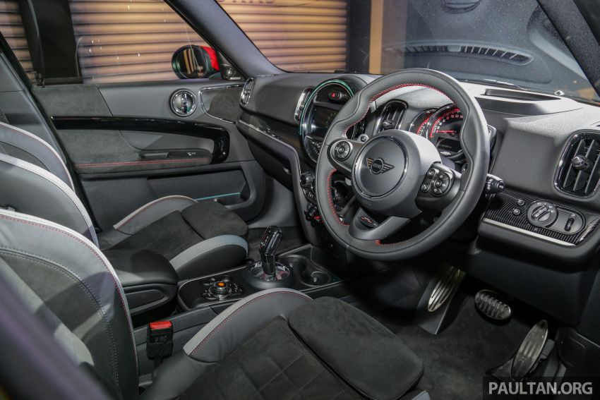 MINI John Cooper Works Clubman and Countryman launched in Malaysia – 306 PS; RM359k and RM379k Image #1043225