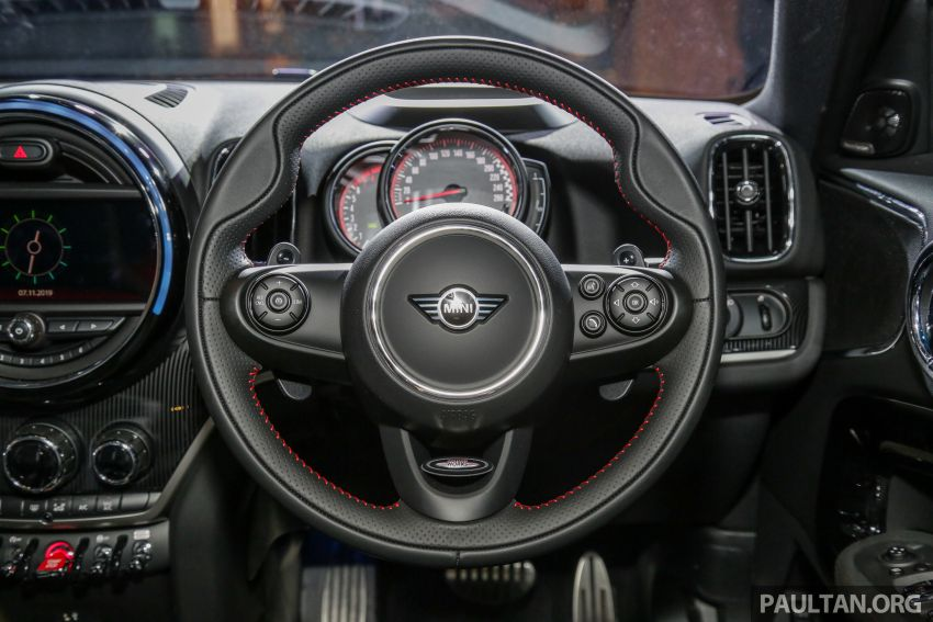 MINI John Cooper Works Clubman and Countryman launched in Malaysia – 306 PS; RM359k and RM379k Image #1043226