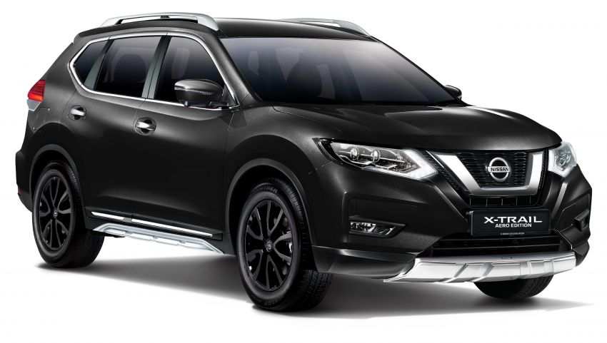 2019 Nissan X-Trail X-Tremer, Aero Edition launched in Malaysia – four variants each; from RM139k-RM167k Image #1038023