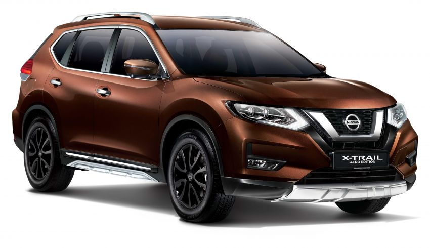 2019 Nissan X-Trail X-Tremer, Aero Edition launched in Malaysia – four variants each; from RM139k-RM167k Image #1038024