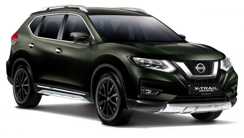 2019 Nissan X-Trail X-Tremer, Aero Edition launched in Malaysia – four variants each; from RM139k-RM167k Image #1038025