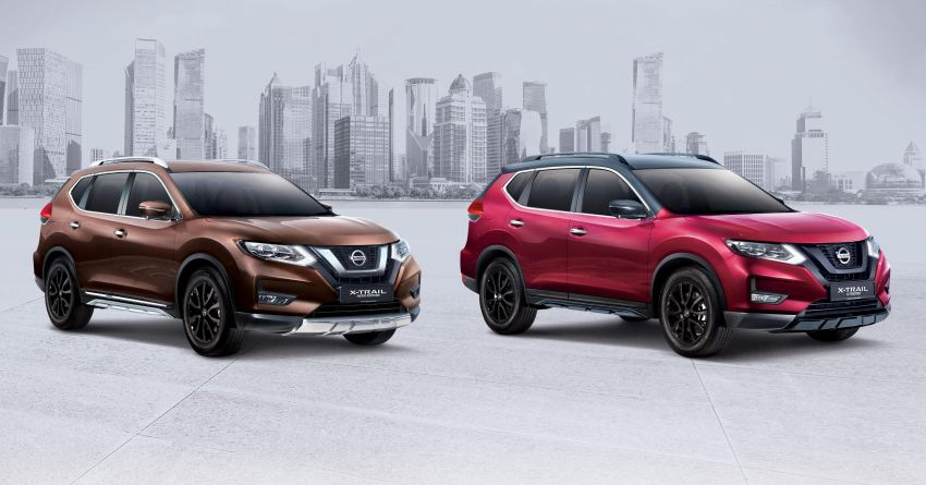 2019 Nissan X-Trail X-Tremer, Aero Edition launched in Malaysia – four variants each; from RM139k-RM167k Image #1038051
