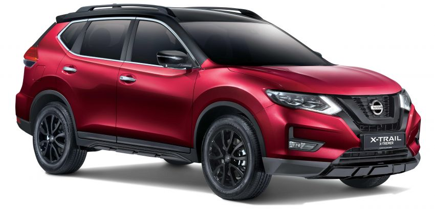 2019 Nissan X-Trail X-Tremer, Aero Edition launched in Malaysia – four variants each; from RM139k-RM167k Image #1038033