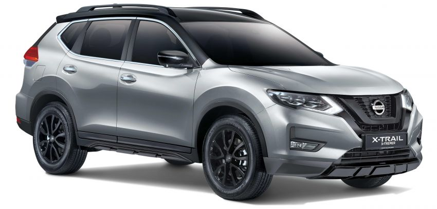 2019 Nissan X-Trail X-Tremer, Aero Edition launched in Malaysia – four variants each; from RM139k-RM167k Image #1038035