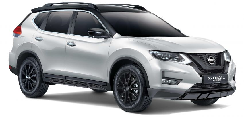 2019 Nissan X-Trail X-Tremer, Aero Edition launched in Malaysia – four variants each; from RM139k-RM167k Image #1038036