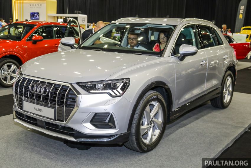 Audi Q3 1.4 TFSI – second-gen SUV at PACE, RM270k Image #1039246