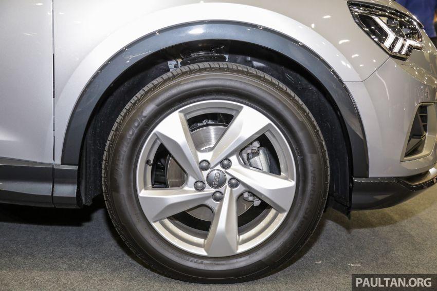 Audi Q3 2019 dipamerkan di PACE 2019 – 1.4 TFSI S tronic, 147 hp/250 Nm, harga dari RM270k Image #1038945