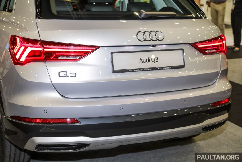 Audi Q3 1.4 TFSI – second-gen SUV at PACE, RM270k Image #1039267