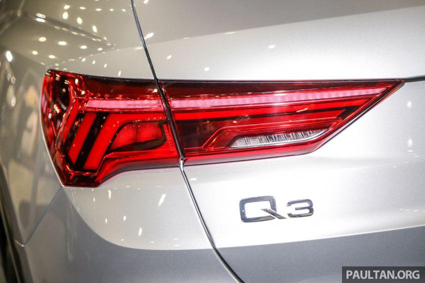 Audi Q3 2019 dipamerkan di PACE 2019 – 1.4 TFSI S tronic, 147 hp/250 Nm, harga dari RM270k Image #1038948
