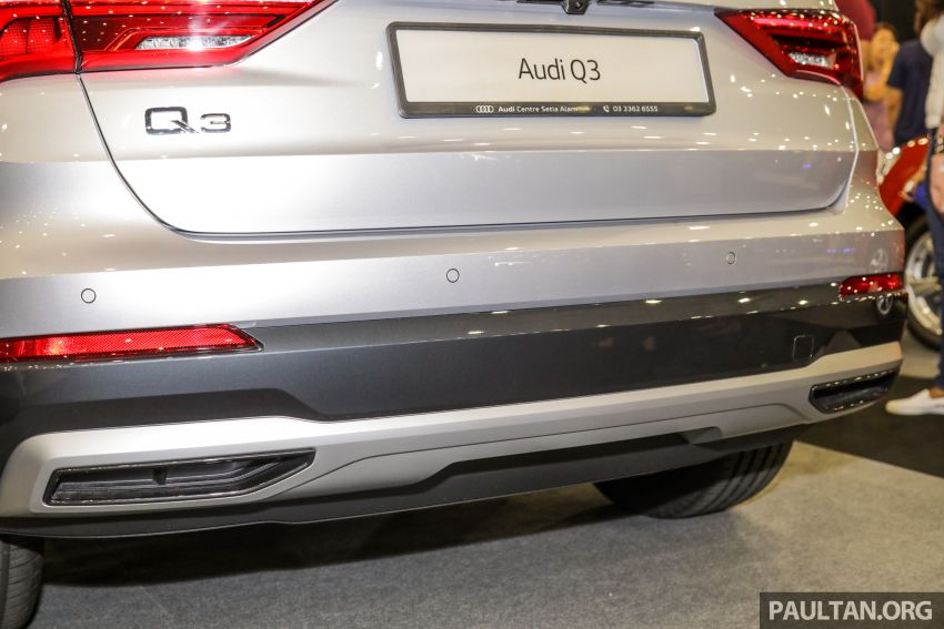 Audi Q3 1.4 TFSI – second-gen SUV at PACE, RM270k Image #1039273