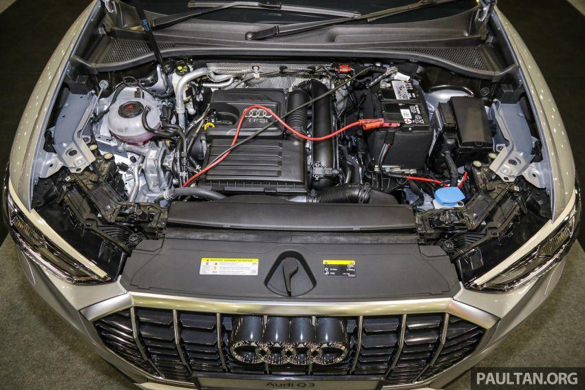 Audi Q3 2019 dipamerkan di PACE 2019 – 1.4 TFSI S tronic, 147 hp/250 Nm, harga dari RM270k Image #1038956
