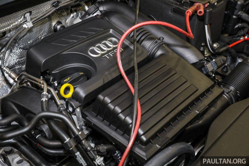 Audi Q3 2019 dipamerkan di PACE 2019 – 1.4 TFSI S tronic, 147 hp/250 Nm, harga dari RM270k Image #1038958