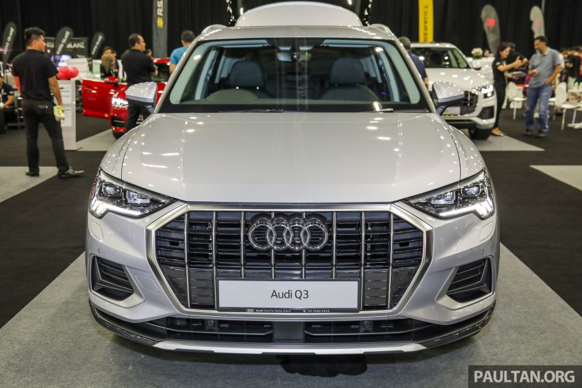 Audi Q3 1.4 TFSI – second-gen SUV at PACE, RM270k Image #1039248
