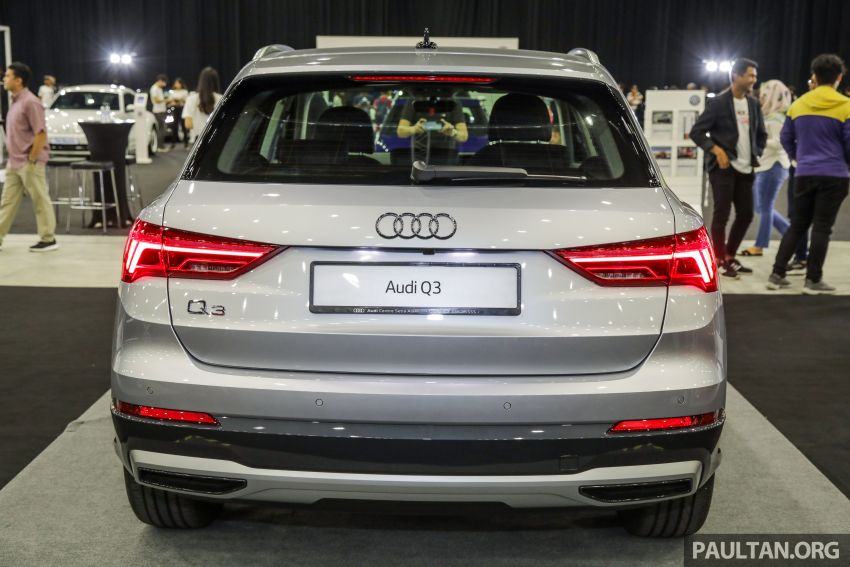 Audi Q3 1.4 TFSI – second-gen SUV at PACE, RM270k Image #1039249