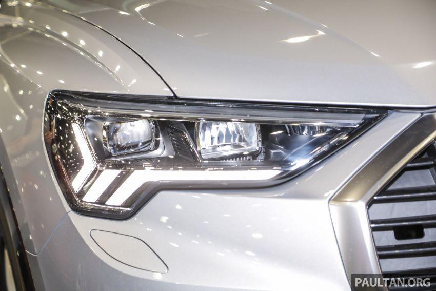 Audi Q3 2019 dipamerkan di PACE 2019 – 1.4 TFSI S tronic, 147 hp/250 Nm, harga dari RM270k Image #1038936