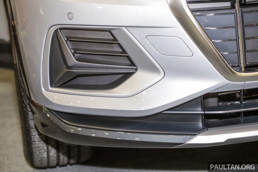 Audi Q3 2019 dipamerkan di PACE 2019 – 1.4 TFSI S tronic, 147 hp/250 Nm, harga dari RM270k Image #1038937