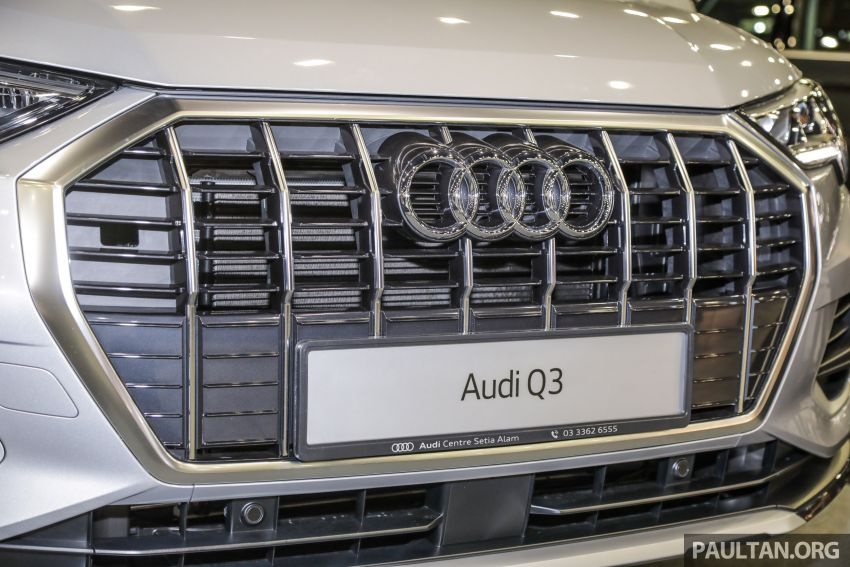 Audi Q3 1.4 TFSI – second-gen SUV at PACE, RM270k Image #1039253