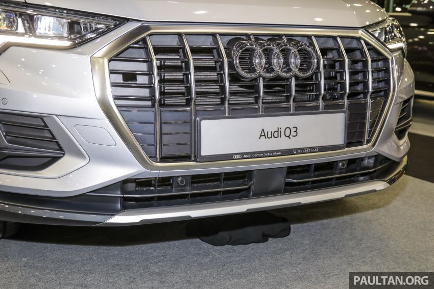 Audi Q3 1.4 TFSI – second-gen SUV at PACE, RM270k Image #1039254