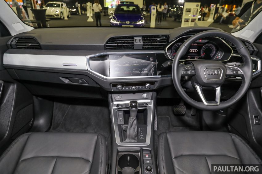 Audi Q3 1.4 TFSI – second-gen SUV at PACE, RM270k Image #1039283