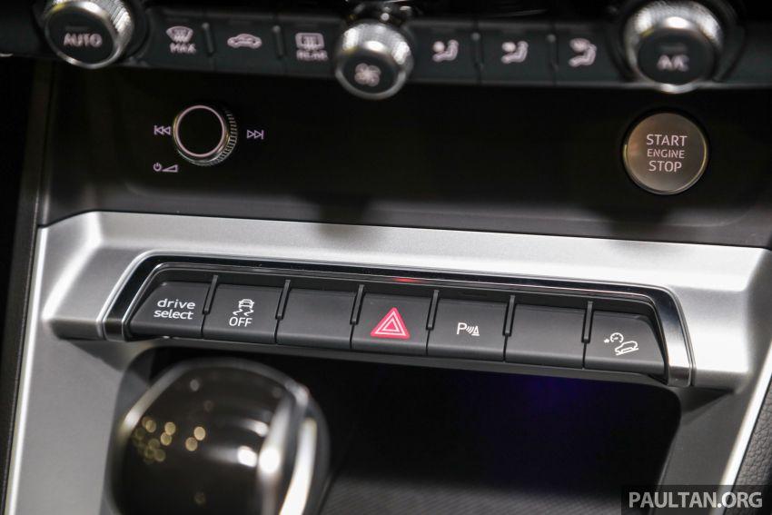 Audi Q3 2019 dipamerkan di PACE 2019 – 1.4 TFSI S tronic, 147 hp/250 Nm, harga dari RM270k Image #1038968