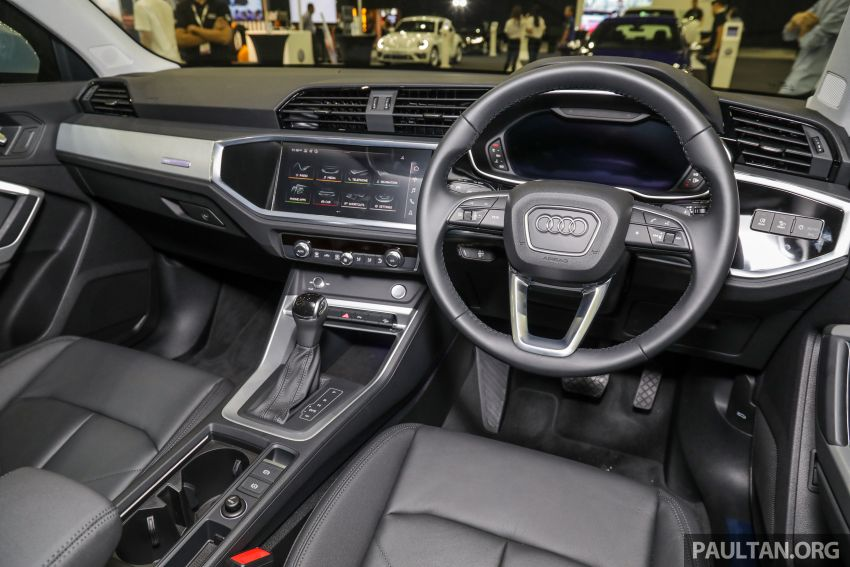 Audi Q3 1.4 TFSI – second-gen SUV at PACE, RM270k Image #1039308