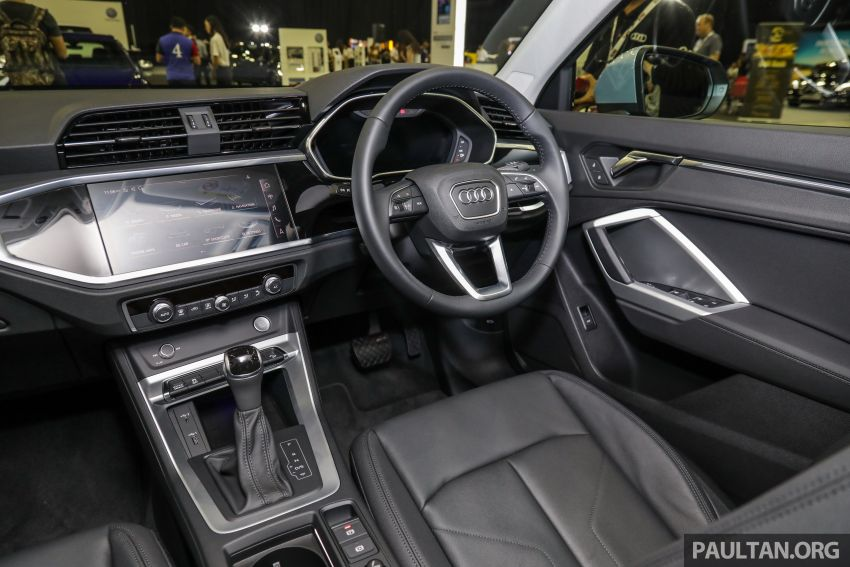 Audi Q3 1.4 TFSI – second-gen SUV at PACE, RM270k Image #1039309