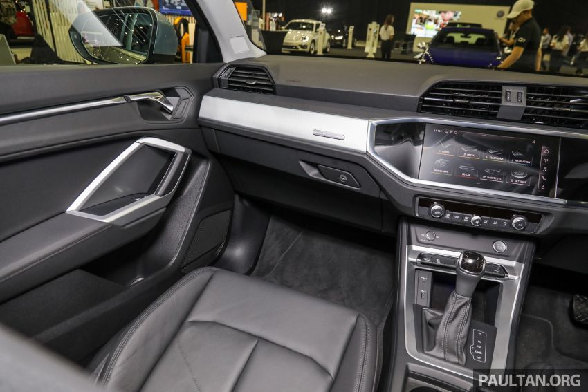 Audi Q3 1.4 TFSI – second-gen SUV at PACE, RM270k Image #1039311