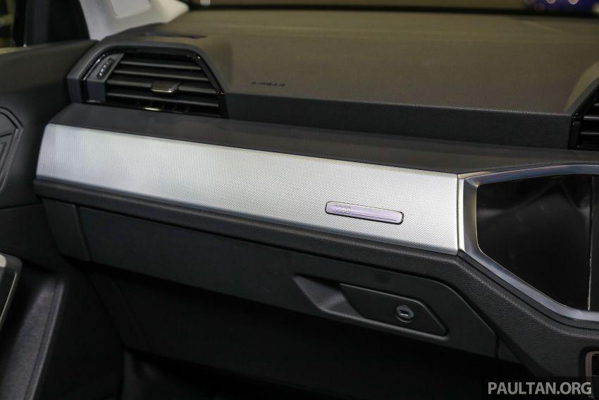 Audi Q3 2019 dipamerkan di PACE 2019 – 1.4 TFSI S tronic, 147 hp/250 Nm, harga dari RM270k Image #1038975