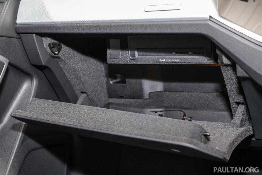 Audi Q3 2019 dipamerkan di PACE 2019 – 1.4 TFSI S tronic, 147 hp/250 Nm, harga dari RM270k Image #1038976