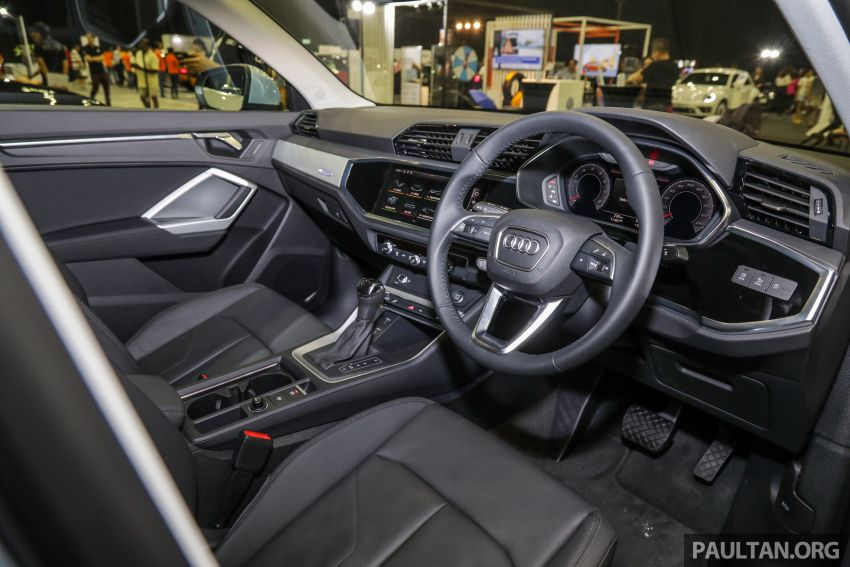 Audi Q3 1.4 TFSI – second-gen SUV at PACE, RM270k Image #1039285