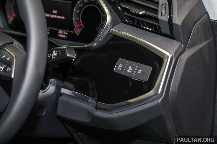 Audi Q3 2019 dipamerkan di PACE 2019 – 1.4 TFSI S tronic, 147 hp/250 Nm, harga dari RM270k Image #1038978