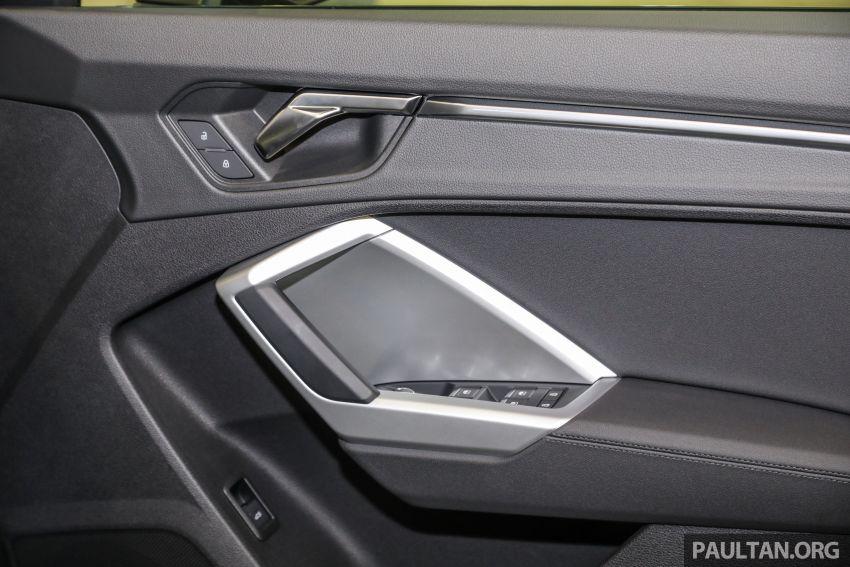 Audi Q3 2019 dipamerkan di PACE 2019 – 1.4 TFSI S tronic, 147 hp/250 Nm, harga dari RM270k Image #1038983