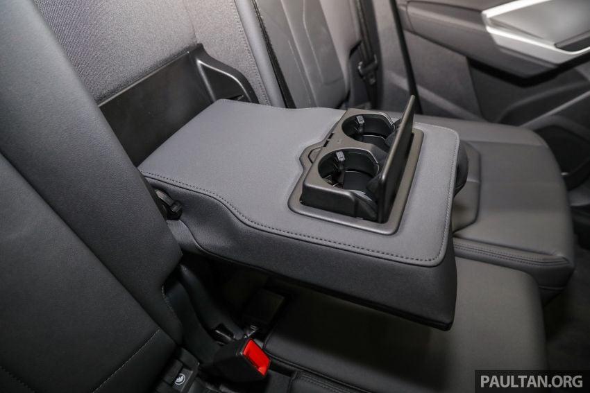 Audi Q3 2019 dipamerkan di PACE 2019 – 1.4 TFSI S tronic, 147 hp/250 Nm, harga dari RM270k Image #1039050