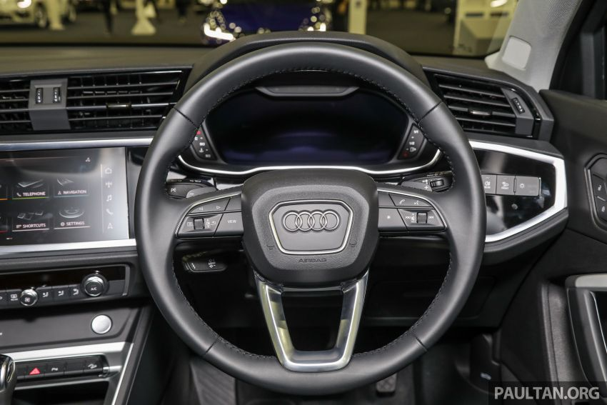 Audi Q3 1.4 TFSI – second-gen SUV at PACE, RM270k Image #1039286