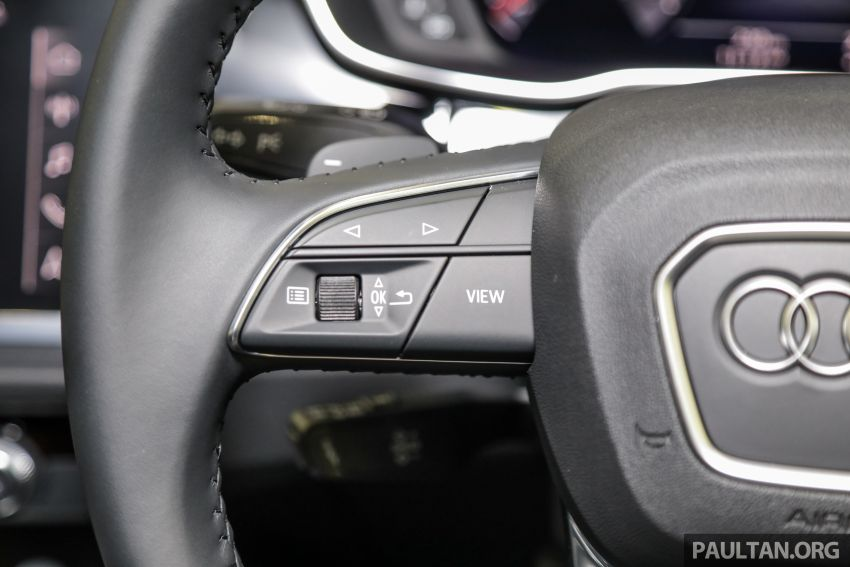 Audi Q3 1.4 TFSI – second-gen SUV at PACE, RM270k Image #1039288