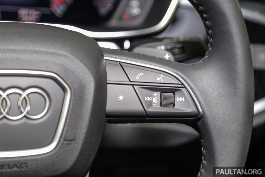 Audi Q3 2019 dipamerkan di PACE 2019 – 1.4 TFSI S tronic, 147 hp/250 Nm, harga dari RM270k Image #1038963