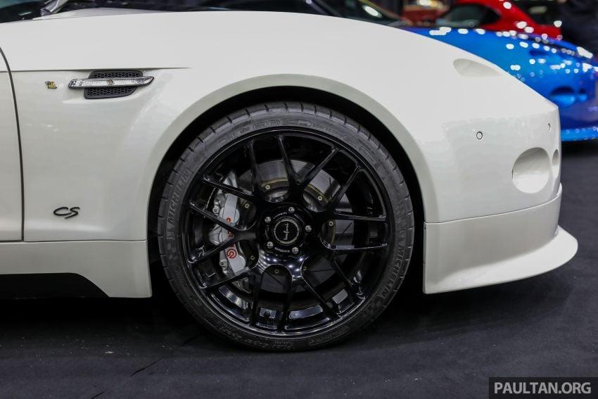 PACE 2019 – Bufori Geneva, CS coupe on display; 3.6L V6 or 6.4L V8, Geneva four-door from RM1.6 million Image #1039672