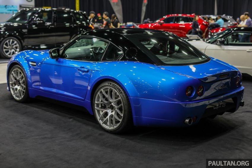 PACE 2019 – Bufori Geneva, CS coupe on display; 3.6L V6 or 6.4L V8, Geneva four-door from RM1.6 million Image #1039675