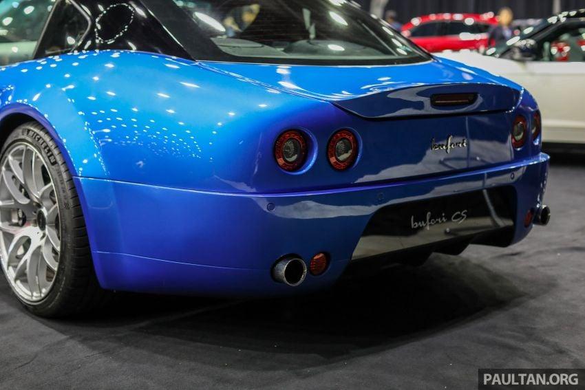 PACE 2019 – Bufori Geneva, CS coupe on display; 3.6L V6 or 6.4L V8, Geneva four-door from RM1.6 million Image #1039676