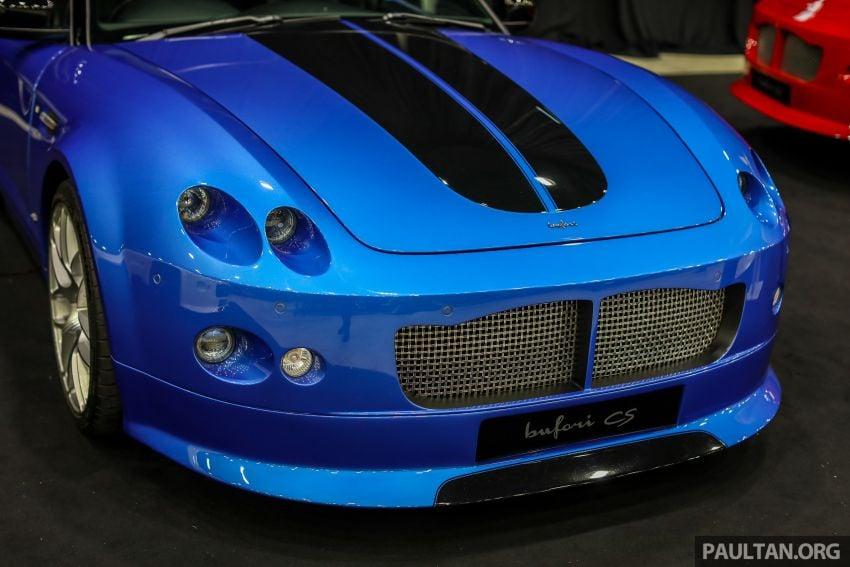 PACE 2019 – Bufori Geneva, CS coupe on display; 3.6L V6 or 6.4L V8, Geneva four-door from RM1.6 million Image #1039678