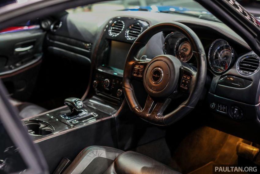 PACE 2019 – Bufori Geneva, CS coupe on display; 3.6L V6 or 6.4L V8, Geneva four-door from RM1.6 million Image #1039679