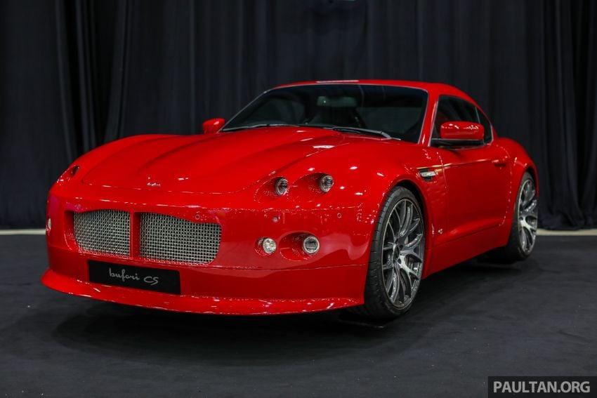 PACE 2019 – Bufori Geneva, CS coupe on display; 3.6L V6 or 6.4L V8, Geneva four-door from RM1.6 million Image #1039664
